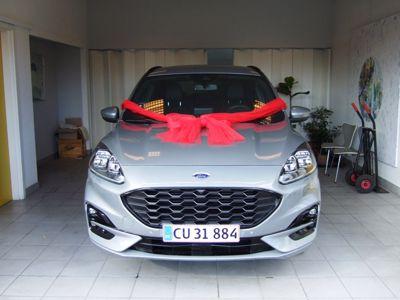 Tillykke med den nye Ford Kuga PHEV ST-Line X