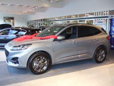 Tillykke med den nye Ford Kuga ST-Line