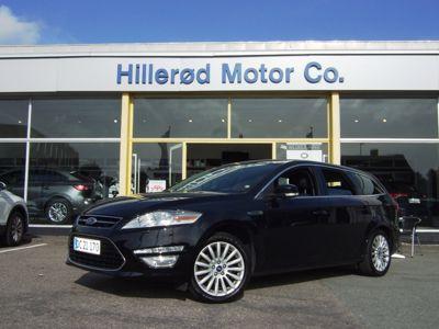 Tillykke med den nye bil Ford Mondeo Stationcar