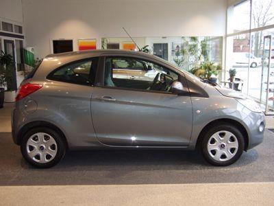 Tillykke med den nye bil Ford Ka Trend+