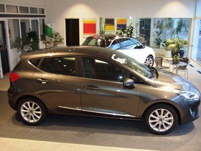 Tillykke med den nye bil Ford Ka Titanium