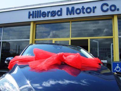Tillykke med den nye bil Ford Fiesta