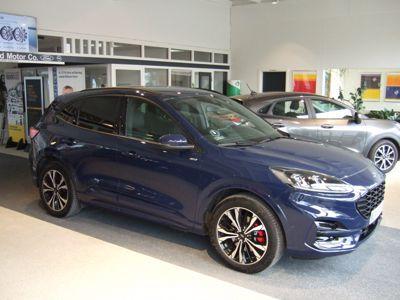 Tillykke med den nye bil Ford Kuga PHEV ST-Line X