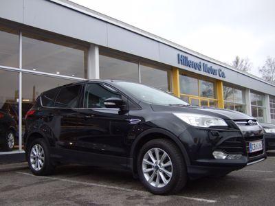 Tillykke med den nye Ford Kuga Titanium
