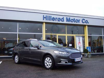 Tillykke med den nye bil Ford Mondeo Titanium Stationcar