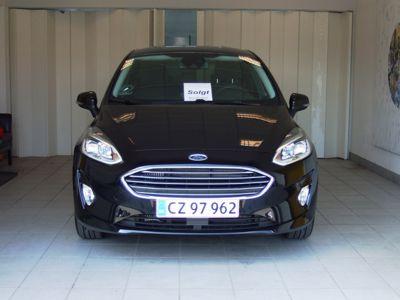 Tillykke med den nye bil Ford Fiesta Titanium X