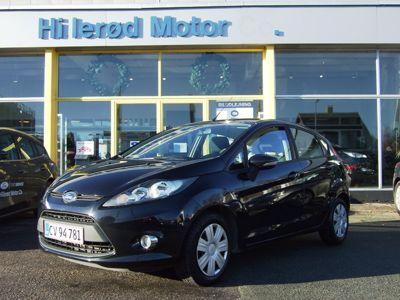 Tillykke med den nye bil Ford Fiesta Trend automatic
