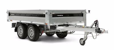 Trailere, erhvervs-trailere, båd-trailere - vi kan servicere dem alle.