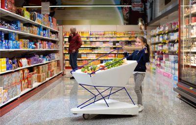 Gruer du også for indkøbsturen med børnene?