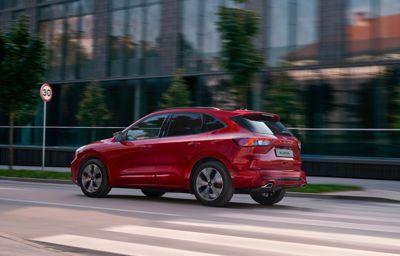 Ford Kuga Plug-in Hybrid: Indtager førstepladsen i Europa