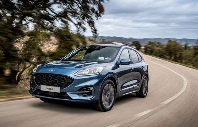 Ford Kuga Plug-in Hybrid stryger igen til tops