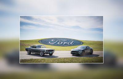 Se den nye Mustang Bullitt hædre den originale model fra 1968