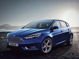 Ny Ford Focus på vej