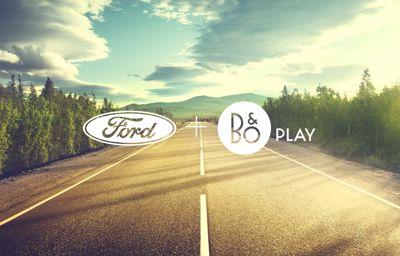 Ford introducerer B&O PLAY