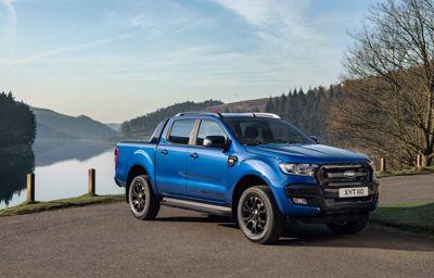 Ford afslører ny Ranger Wildtrak X og FordPass Connect ved Birmingham CV Show