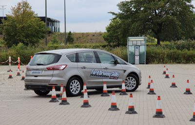 Over 240 unge blev trænet i trafiksikkerhed