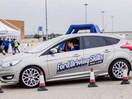 Ford inviterer til verdensberømt kørekursus Driving Skills for Life