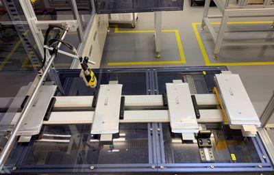 Ford indgår joint venture med den globale batteriproducent SK Innovation