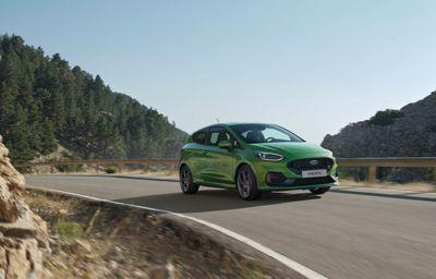 Ford afslører den nye Ford Fiesta