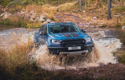 Ford Ranger Raptor Special Edition og Ranger Stormtrak er klar til at indtage Danmark