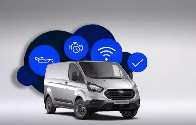 Få endnu mere ud af din varebil med ny Ford-service