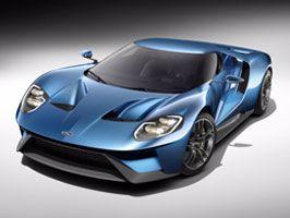 Nu kan Ford GT blive din