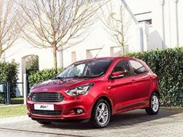 Spritny model fra Ford: Ka+ er perfekt til det danske marked