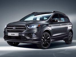Ny avanceret Ford Kuga med SYNC 3 debuterer på Mobile World Congress i Barcelona