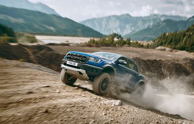 Ny bad-ass Ford Ranger Raptor kommer til Danmark!