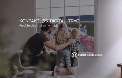 Ford Service – på en ny måde