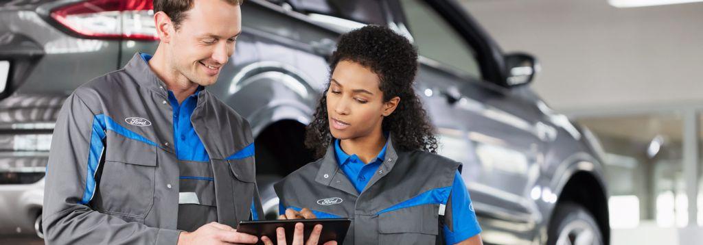 Ford Motorcraft Service | Kvalitetstjek til 5+ biler