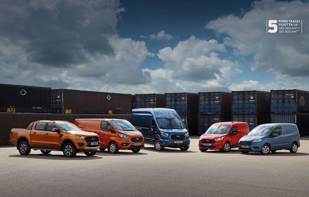 FordStore Lahti yritysmyyntipalvelut