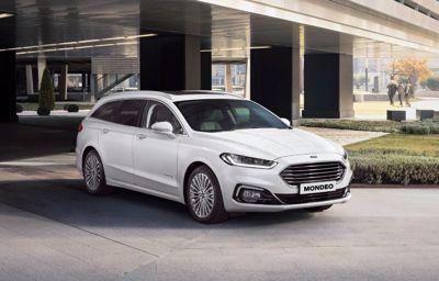 Ford Mondeo hybridiin täysin koroton & kuluton rahoitus