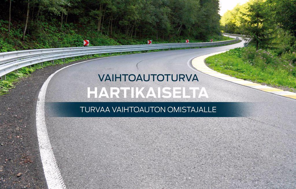 Hartikaisen Vaihtoautoturva