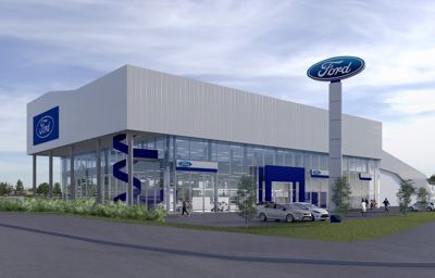 Uusi FordStore Laakkonen avautuu Espoossa