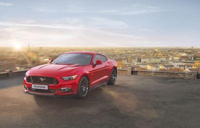 Ford Performance -päivät Laakkosen FordStore -liikkeissä 12.-13.5.