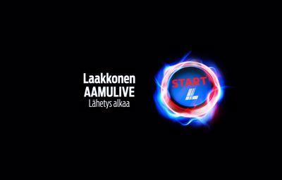 Katso LaakkonenAamuLIVE