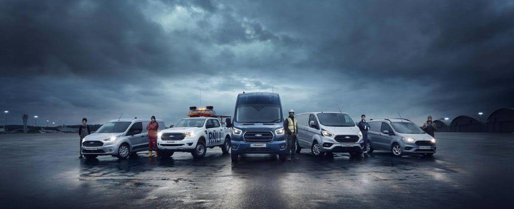 Loimaan Laatuauto tarjoaa kattavan valikoiman eri Ford-ajoneuvoja plus huolto ja rahoitusratkaisuja yritysasiakkaille.