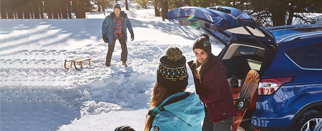 Loimaan Laatuauto on kerännyt sinulle vinkkejä talven autoiluun