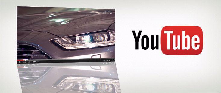 YouTube-videoita - PP-auto