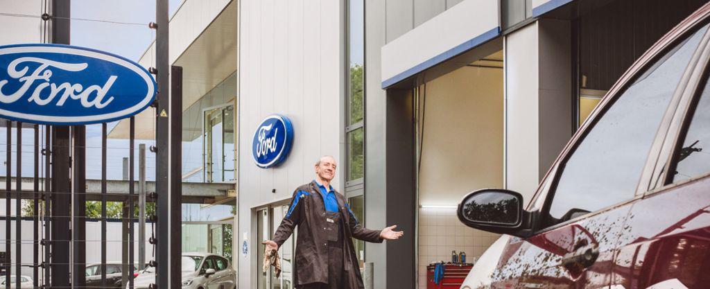 Motorcraft Service on iäkkäämmille Fordeille ,jotta autosi pysyisi ikääntyessäänkin huippuluotettavana ja turvallisena