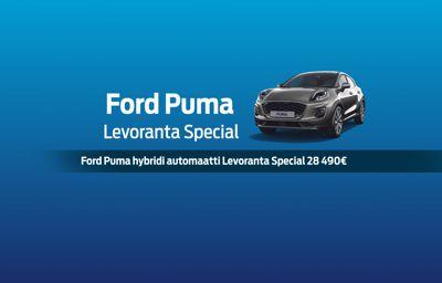 Ford Puma Levoranta Special on täällä
