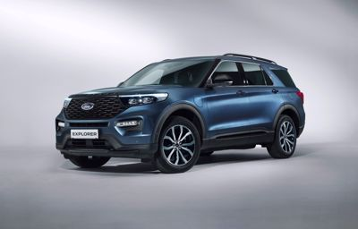 Sähköistettyä tehokkuutta, 7-paikkaista luksusta ja off-road kyvykkyyttä - Ford Explorer ladattava hybridi tarjoaa tätä kaikkea