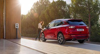FordPass-sovellus tarjoaa alan kattavimman sähköautojen latausverkoston Ford-asiakkaille