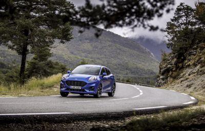 Ford Puman automaattivaihteisten mallien hinnat on julkaistu ja tuotanto käynnistyy toukokuussa