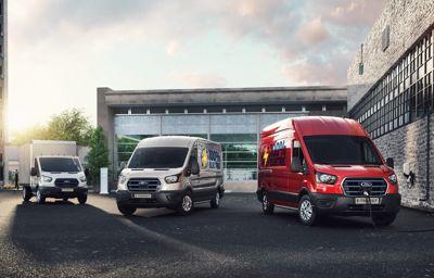 Ford oli vuonna 2020 jo kuudennen peräkkäisen vuoden Euroopan johtava hyötyajoneuvomerkki.