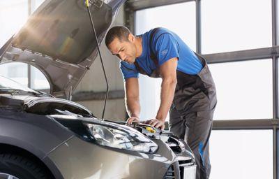 Onko autosi seissyt pitkään paikoillaan?