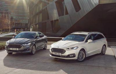 Ford julkaisi uuden Ford Mondeon ja täysin uuden Ford Mondeo Wagon Hybridin hinnat