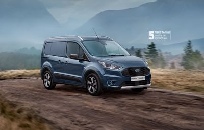 Ford Transit Connect ja Transit Connect Active