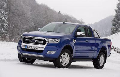 Uusi Ford Ranger